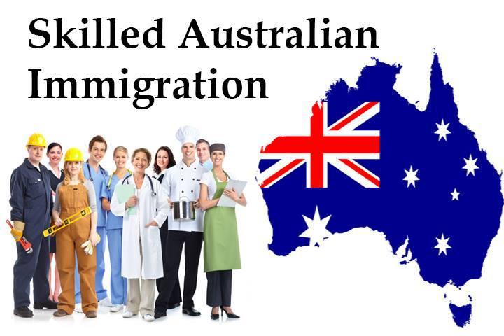 Australia-Skilled-migration