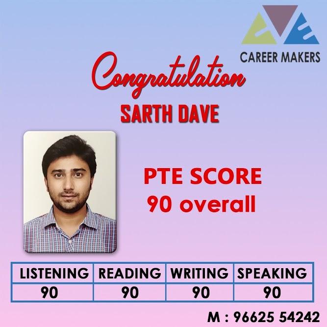 Sarth Dave